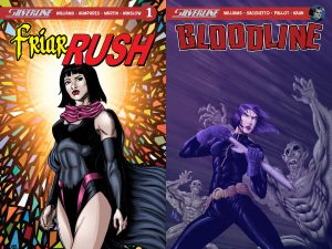 The variant covers